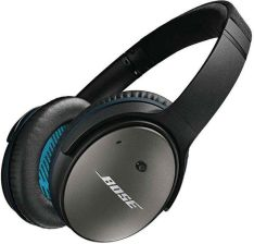 Bose Quietcomfort 25 Czarny (Apple)