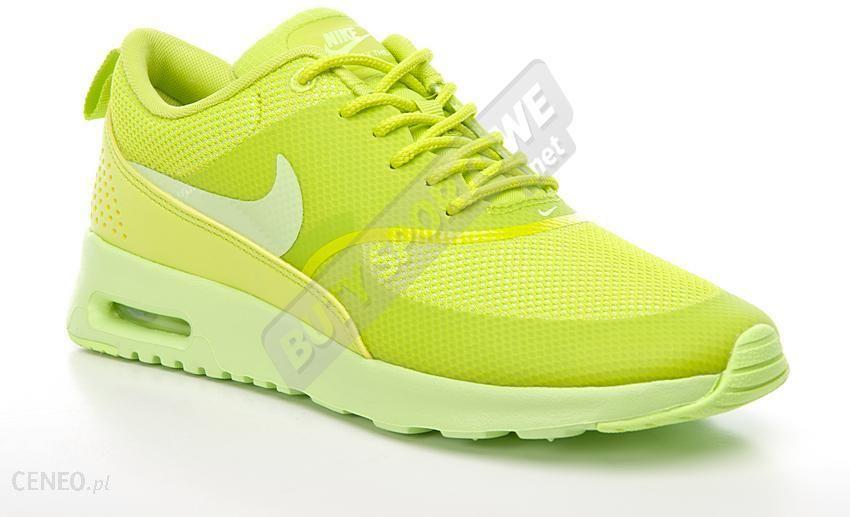 Buty damskie Nike Sportswear Air Max Thea Volt Żółte