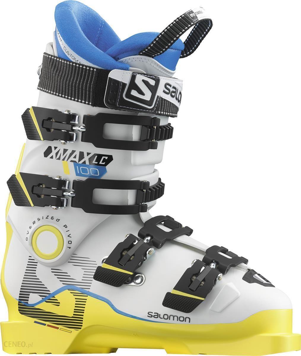 Buty narciarskie Salomon X MAX 120 20162017 białe Buty