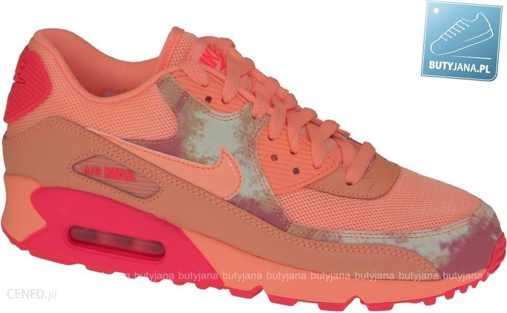 Nike Air Max 90 724980 800 Pomarańczowe, r.36,5
