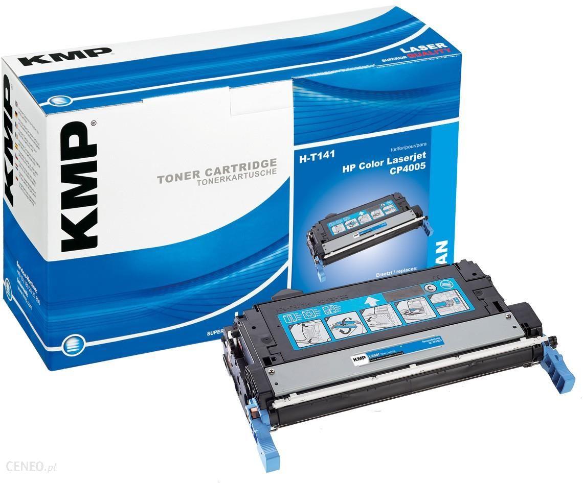 Kmp Zamiennik Dla Hp Cb401a 642a Cyan 12200003 Opinie I Ceny Na Color Laserjet Cp4005 Cartridge Zdjcie 1