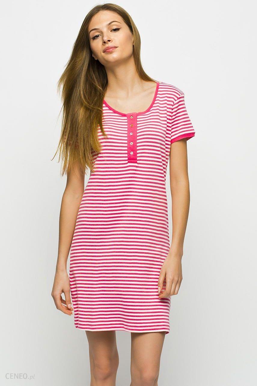 5aaf6c9d211ebc Atlantic Piżama Koszula Nocna Różowy S 4951-bid349 - Ceny i opinie ...