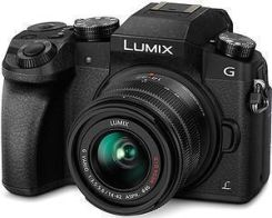 Panasonic Lumix DMC-G7 Tytanowy + 14-42mm