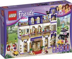 Klocki Lego Friends Grand Hotel W Heartlake 41101 Ceny I Opinie
