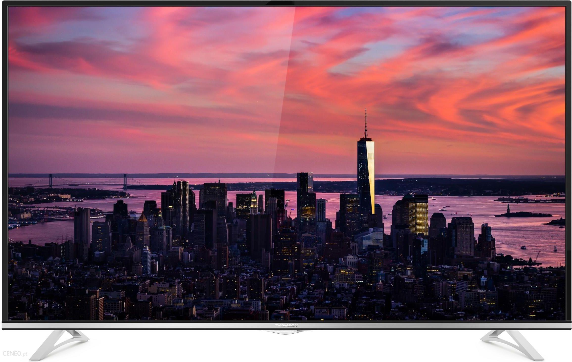 ec3827bb4ea98 Telewizor Thomson 55UA6406 4K UHD 55 cali - Opinie i ceny na Ceneo.pl