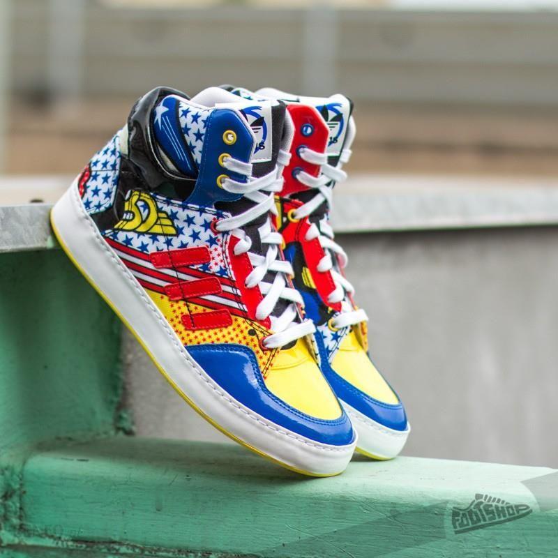 brand new 28502 4aeba adidas Rita Ora Bankshot 2.0 Ftw WhiteRedBlack - zdjęcie 1