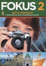 Nauka niemieckiego Fokus. Język niemiecki. Podręcznik. Część 2. Zakres podstawo - zdjęcie 1