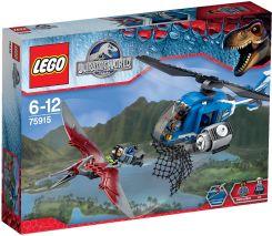 Klocki Lego Jurassic World Pojmanie Pteranodona 75915 Ceny I