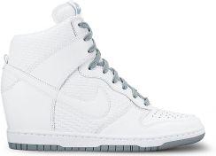 100% authentic f2ffb b8142 Buty Wmns Nike Dunk Sky Hi Essentia 644877-102 białe