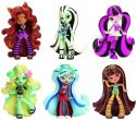 Monster High CFC83 Winylowe figurki Mattel