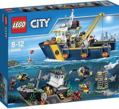 Klocki Lego City Statek Do Badań Głębinowych 60095 Ceny I Opinie