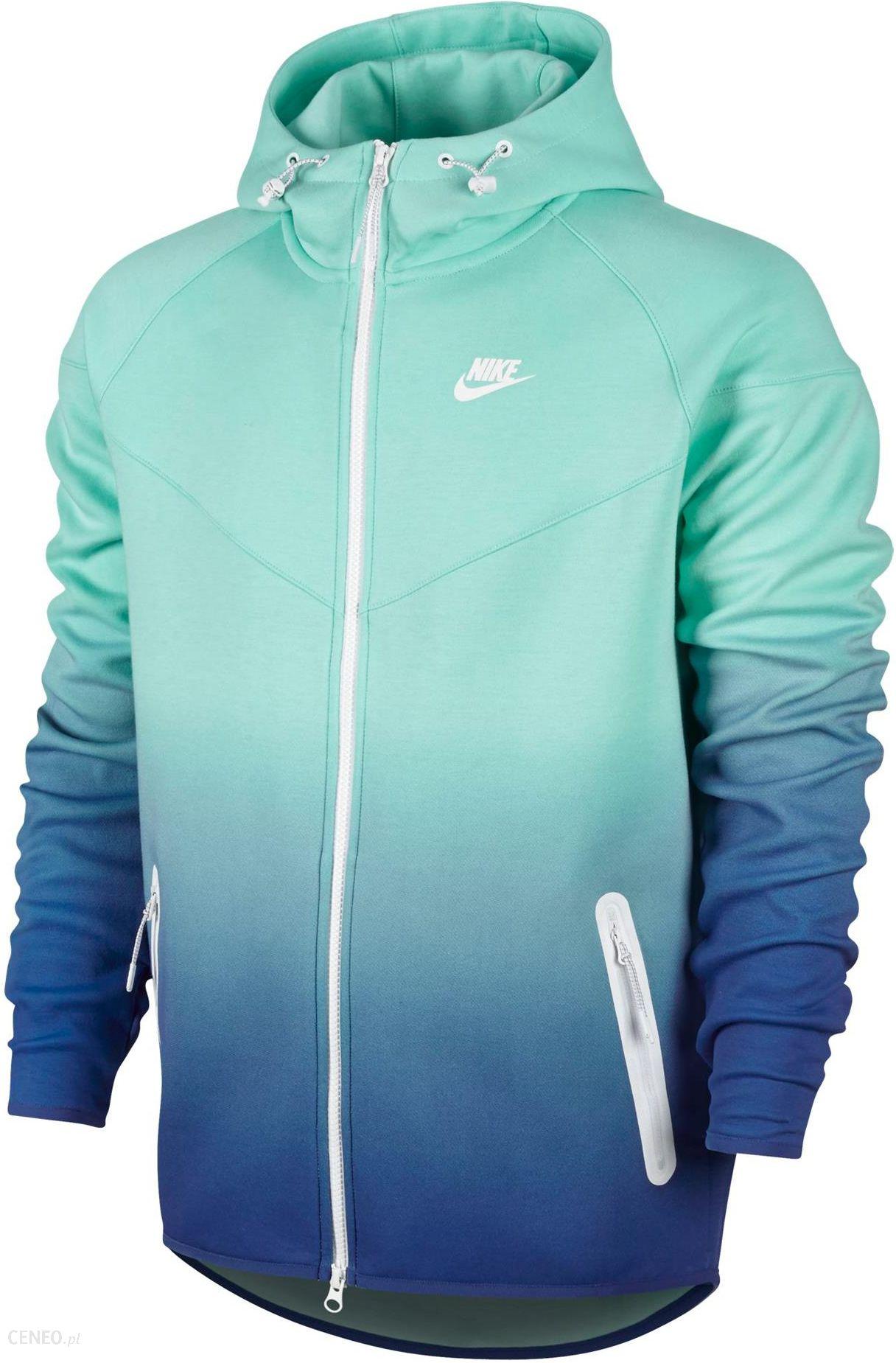 bluza nike sportswear tech fleece fade windrunner