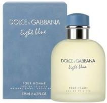 Dolce Gabbana Light Blue pour Homme woda toaletowa 200ml Tester