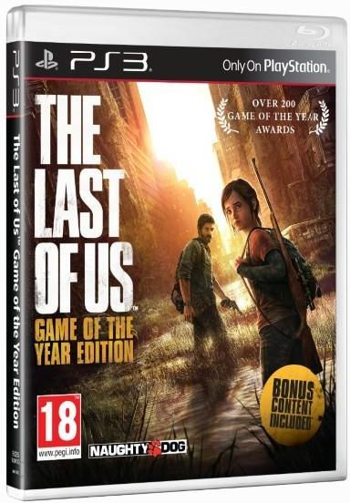 The Last Of Us Game Of The Year Edition Gra Ps3 Ceneo Pl