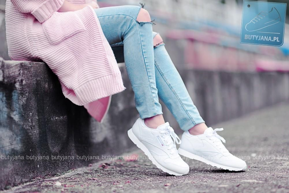 Shoes Reebok Classic Leather 50151 White