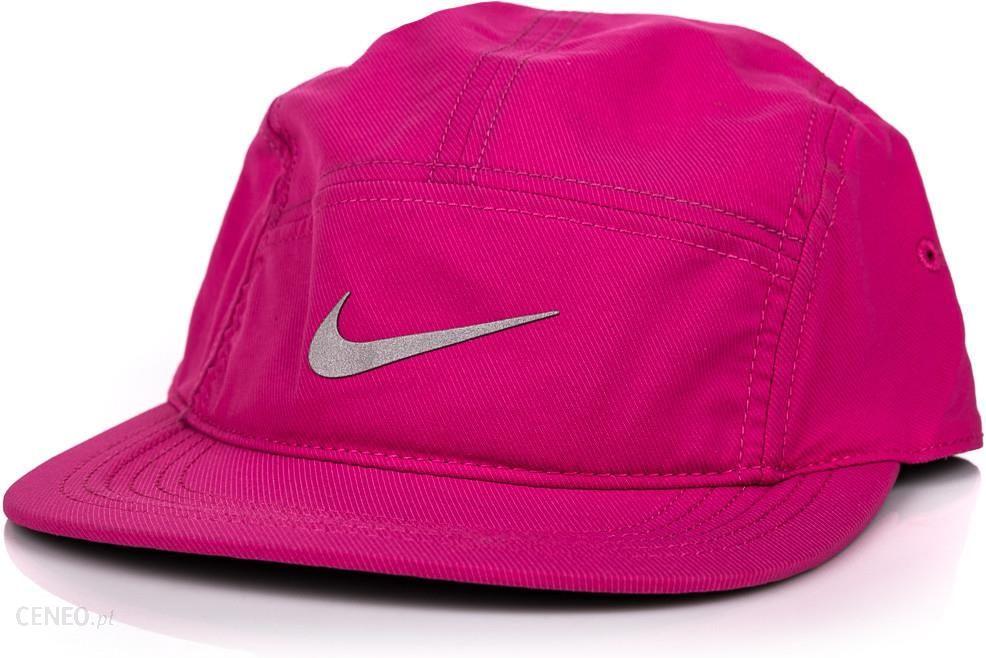 Czapka biegowa z daszkiem damska AW84 Cap Nike