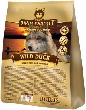 Wolfsblut Wild Duck Senior Kaczka I Bataty 2kg