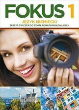 Podręcznik szkolny Fokus. Język niemiecki. Zeszyt ćwiczeń. Część 1. Zakres podstawowy Szkoły ponadgimnazjalne (2015) - zdjęcie 1