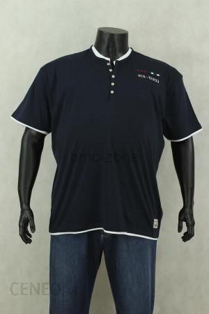 T shirty męskie dla puszystych panów BMC