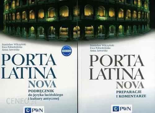 podręcznik do języka łacińskiego i kultury antycznej