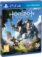 Horizon: Zero Dawn (Gra PS4)