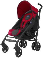 Chicco Liteway Top Red Wave Spacerowy