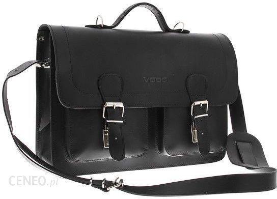 39e6776ac60b2 Teczka z funkcją plecaka VOOC Vintage P24 Czarny - Ceny i opinie ...