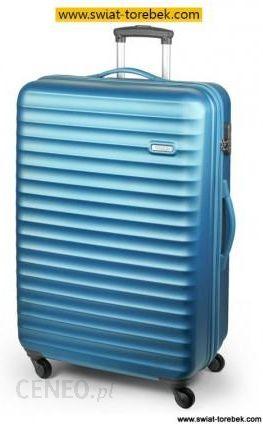 18b57fc246072 MODO by Roncato walizka duża z kolekcji SPACE twarda 4 koła materiał ABS/  Poliwęglan zamek
