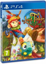 The Last Tinker: City Of Colors (Gra PS4)