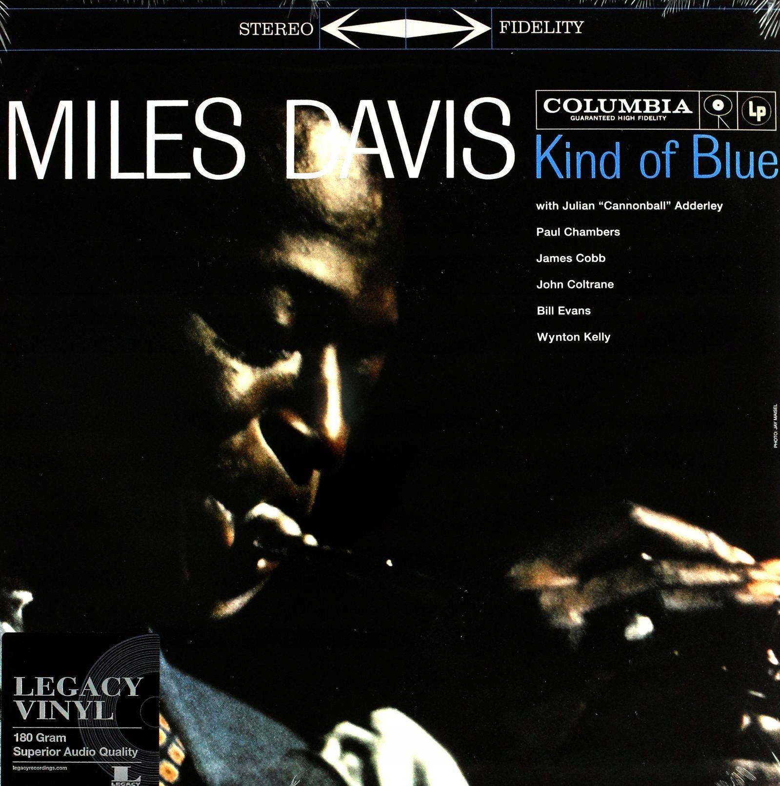 Miles Davis: Kind Of Blue (Winyl)