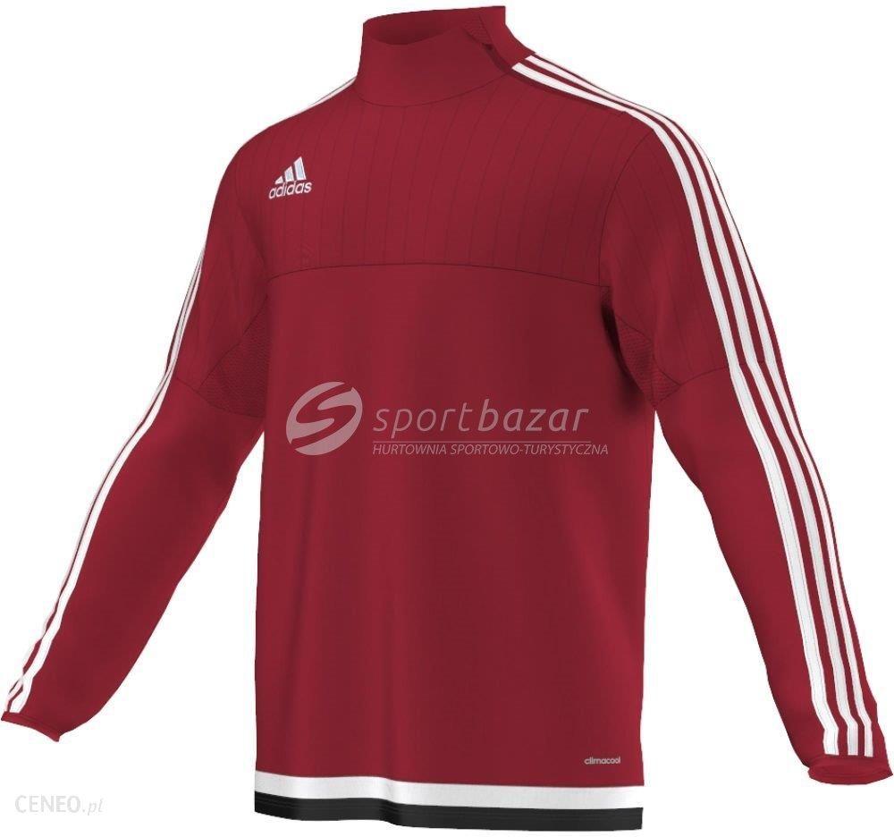 BLUZA adidas TIRO 15 TRAINING TOP czerwona roz XL M64023 Ceny i opinie Ceneo.pl