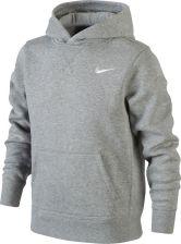 kup najlepiej kup tanio brak podatku od sprzedaży Nike Bluza YA76 Brushed Junior szary 619080 063