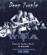 Deep Purple - From The Setting Sun... In Wacken 3D (Blu-ray)