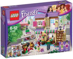 Lego Friends Targ warzywny w Heartlake V29 41108