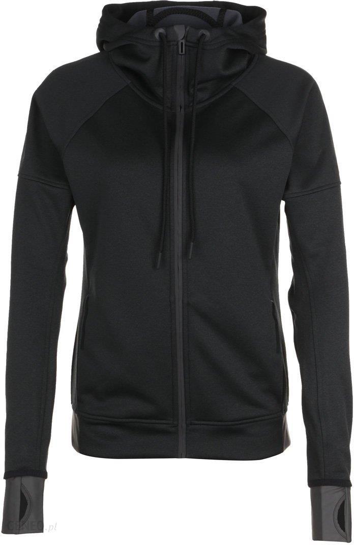 adidas Performance DAYBREAKER Bluza rozpinana blackdark grey
