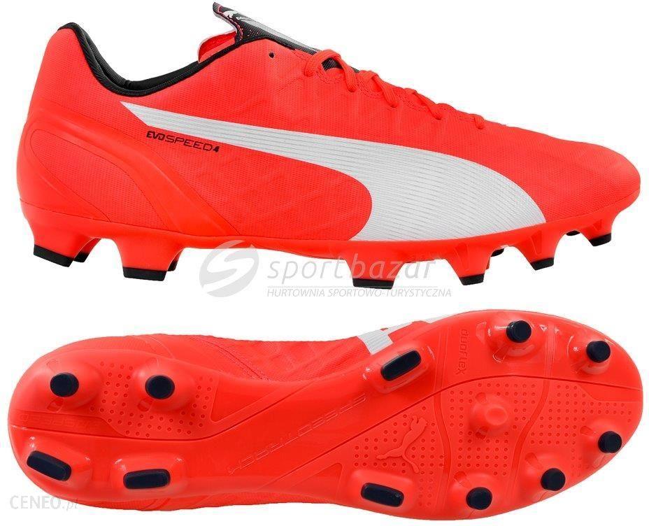 Buty piłkarskie Puma Evo Speed 4.5 FG 103592 03