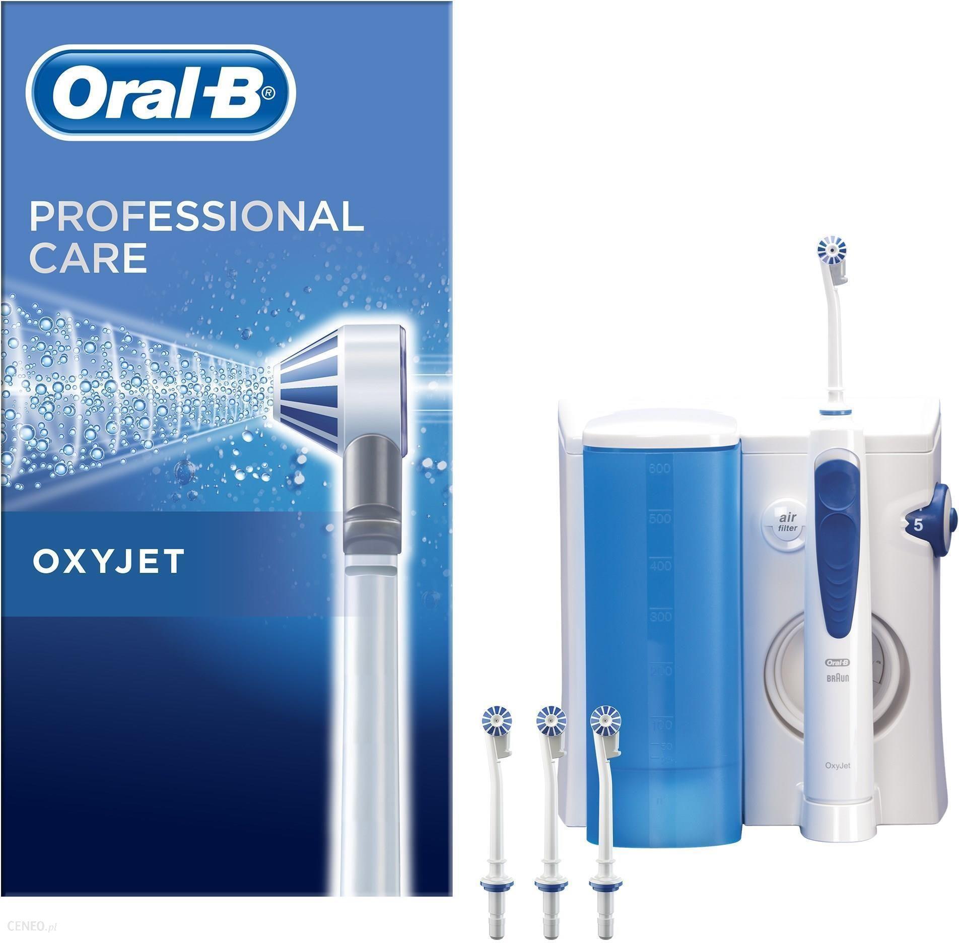 Szczoteczka elektryczna Oral-B Professional Care Oxy Jet Irygator - zdjęcie  1 ... f6e5a1f2cf93