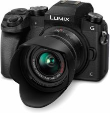Panasonic Lumix DMC-G7 Czarny + 14-42mm