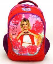 be5d8fd1ebdbd Paso Disney Violetta Plecak Szkolny Dwukomorowy - Fioletowo-Różowy DVJ-367