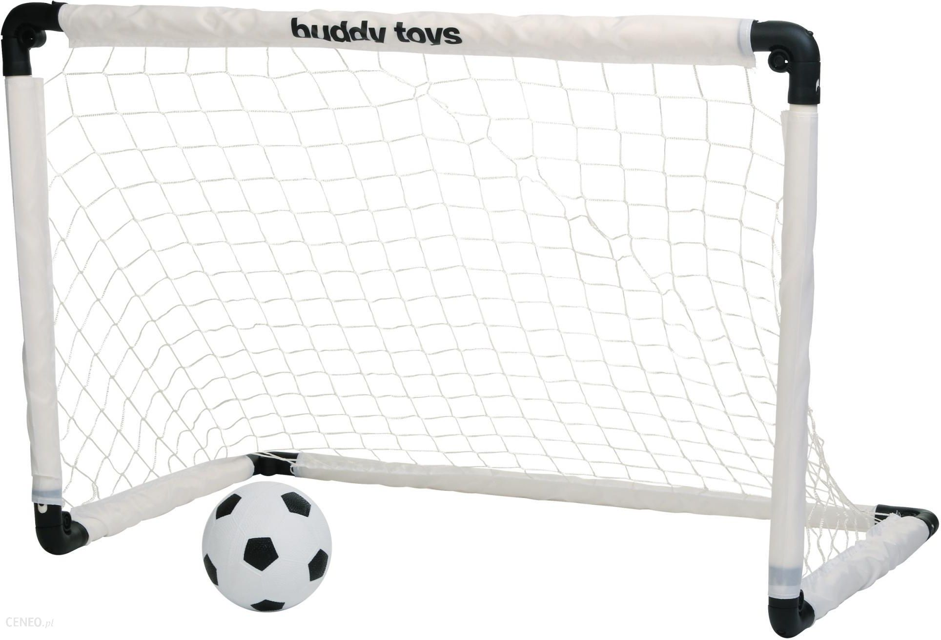 fe657c2a9 Buddy Toys Bramka do piłki nożnej BOT 3110 - Ceny i opinie - Ceneo.pl