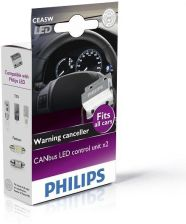 Philips Canbus T10 W5W C5W 38345430 LED