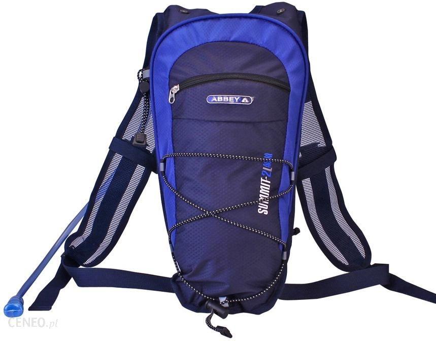 253ae82ff556b Abbey Plecak z bukłakiem na wodę - Granatowy # (21rx-mkg) - Ceny i ...