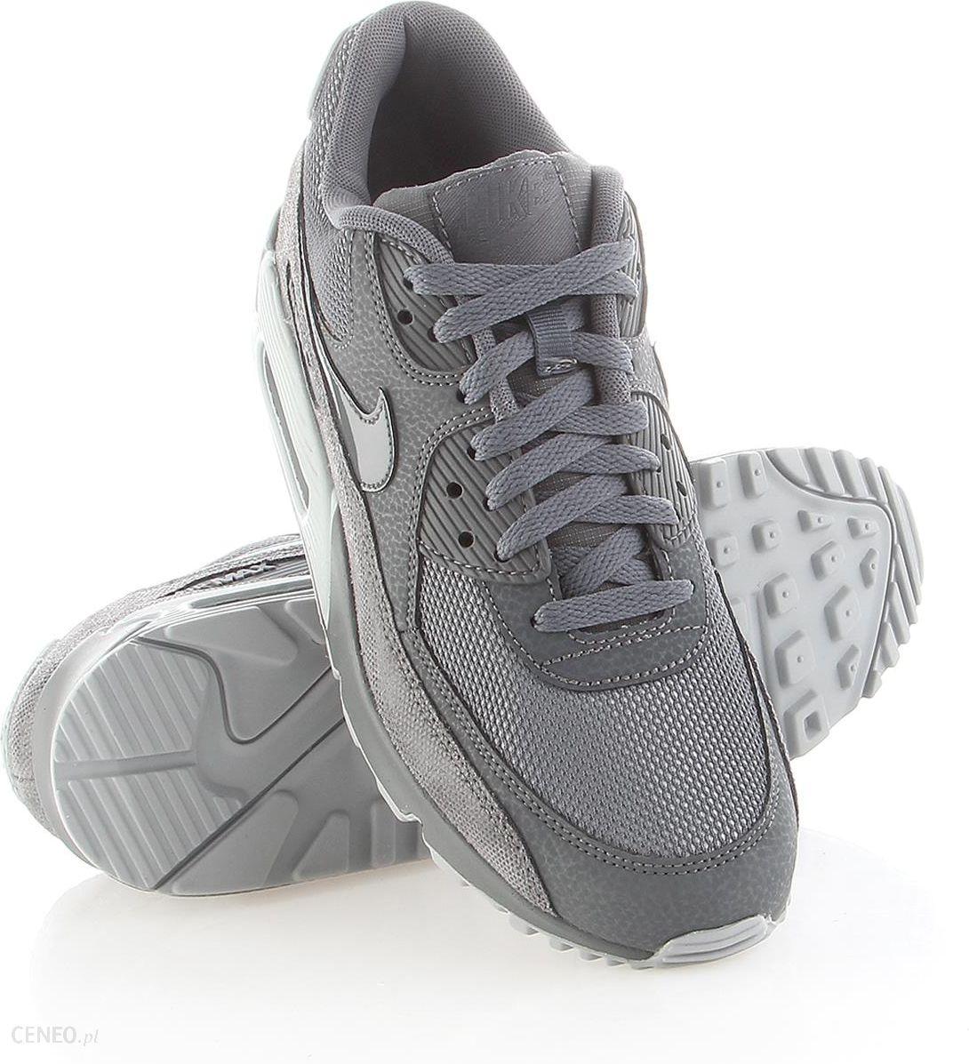 Nike Air Max 90 Wmns 443817 004 szare, damskie, rozmiar