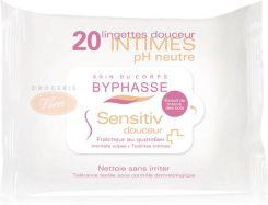 353d0aa8c0c59e Byphasse Chusteczki Do Higieny Intymnej 1 Op.-20Szt