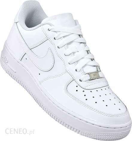 "11275076 Buty Nike Air Force 1 Low (GS) ""All White"" (314192-117 ..."