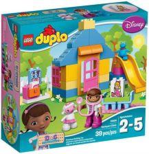 Klocki Lego Duplo Klinika Dla Pluszaków 10606 Ceny I Opinie Ceneopl