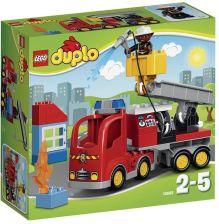 Klocki Lego Duplo Remiza Strażacka 10593 Ceny I Opinie Ceneopl