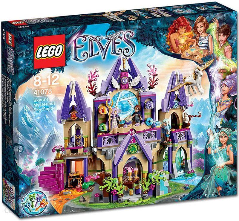 Klocki Lego Elves Zamek W Chmurach Skyry 41078 Ceny I Opinie