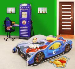 Plastiko łóżko Z Materacem Mini Max 18090 Cm Różne Kolory