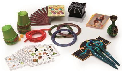 prezent dla 8-latka djeco magiczny zestaw